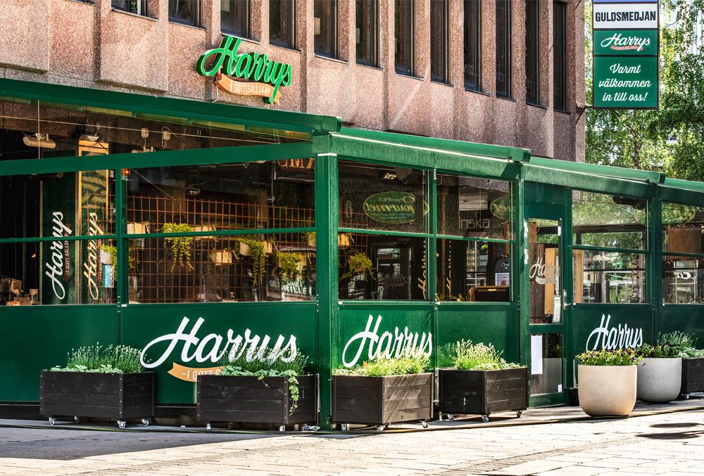 Harrys, Umeå